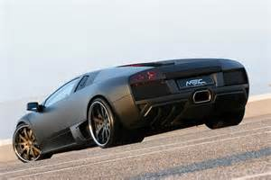 Lamborghini Blacked Out Lamborghini Murcielago Gets Blacked Out