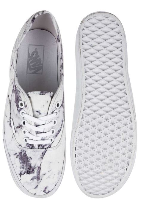 design white vans vans authentic schoen marble true white women s shoes