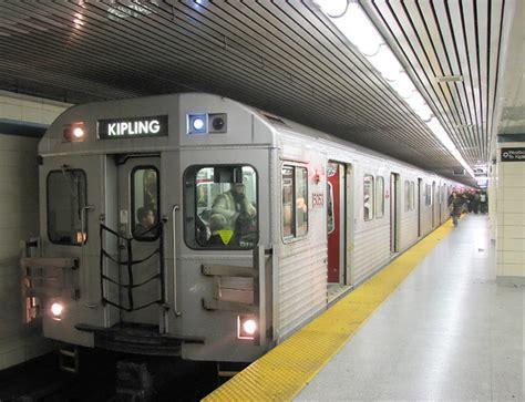 ttc subway cars