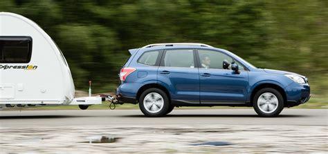 Awning Travel Trailer Subaru Forester Review Subaru Tow Cars Practical Caravan