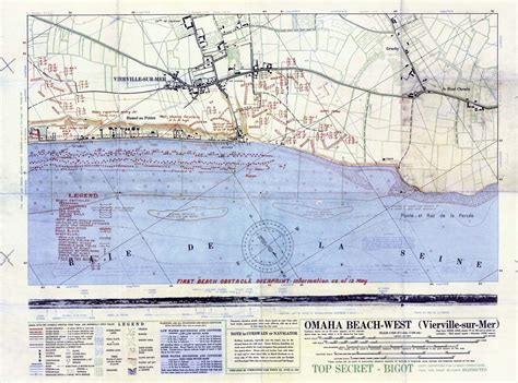 omaha map geogarage mapping out a vital part of d day history