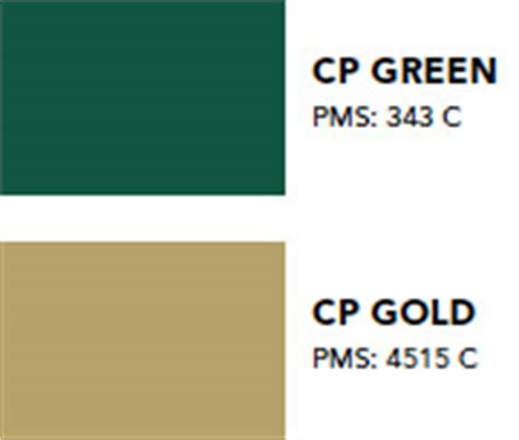 cal poly marketing primary colors
