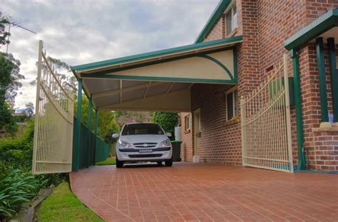 Cost Of Car Port by How Much Does An Aluminium Carport Cost