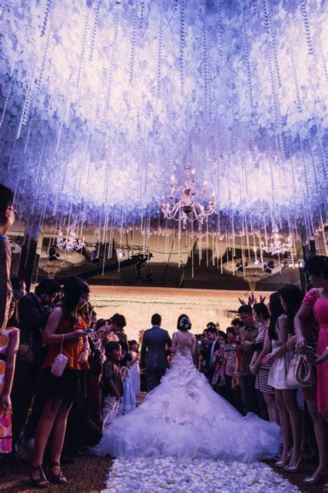 Eugene Wedding Organizer Jakarta by Extravagant Wedding At The Ritz Carlton Pacific Place
