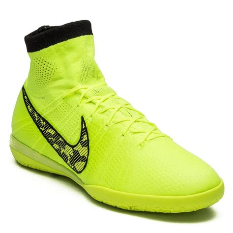 Nike Elastico nike fc247 elastico superfly ic volt white black flash lime www unisportstore