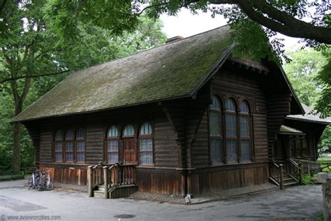 swedish cottage central park new york pictures