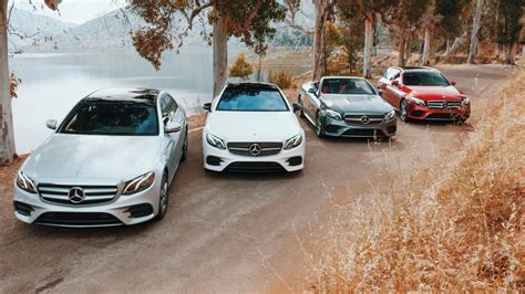 Mercedes 2019 E450 by 2019 Mercedes E450 Models Announced For U S With More Power