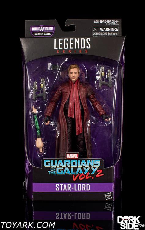 Marvel Lagend Galaxy Guardian Vol 2 Lord Yondu Angela Drax marvel legends guardians of the galaxy vol 2 lord photo shoot the toyark news