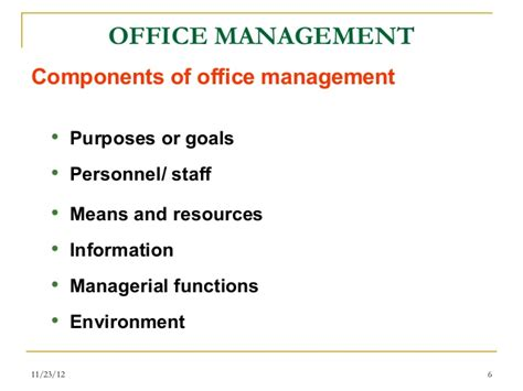 Office Of Personnel Management Definition by Office Management