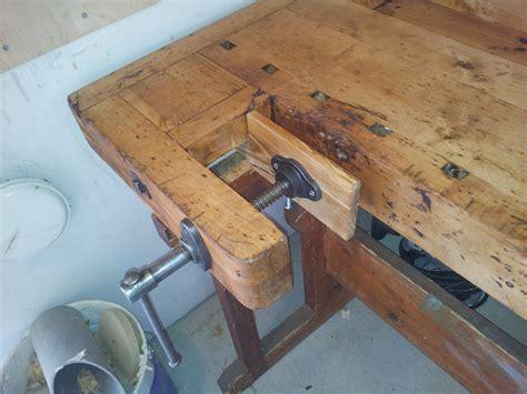 uk woodwork forum ukworkshop co uk tips on restoring this woodworking bench