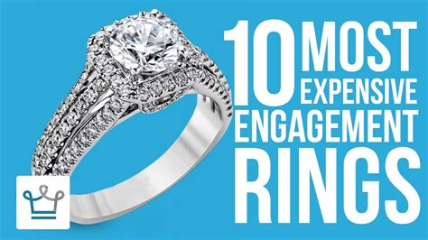 Top 10 Celebration Rings by Top 10 Most Expensive Engagement Rings In The World