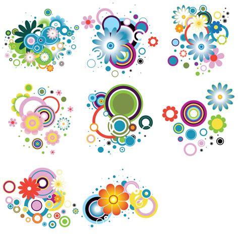 colorful flower design 30 colorful flower designs vector dragonartz designs we