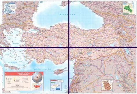turkey texas map republic of turkey 2002 perry casta 241 eda map collection ut library