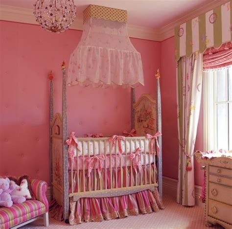elegant baby bedding elegant baby bedding for little girls draped in pink decoist