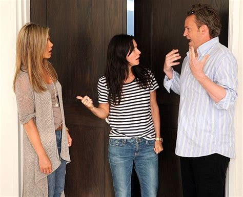 Courteney Cox Catches Up With Chanel Aniston by Mini Friends Reunion On As Aniston