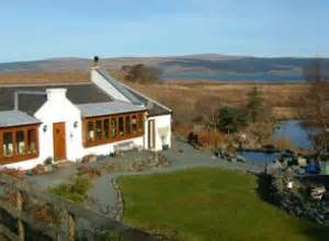 Seaview Cottage Mull salen mull accommodation hotels guest houses bed and breakfast self catering cottages