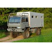 Bliss Mobil Expedition Vehicle The Freedom Of Independence