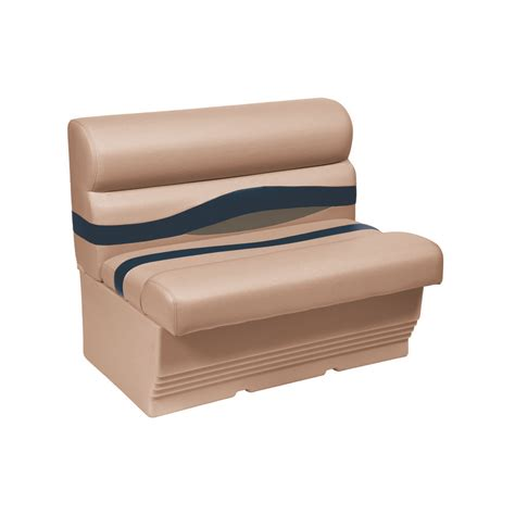 boat covers direct order status wise pontoon seats benches gt premier 28 oz vinyl gt bench