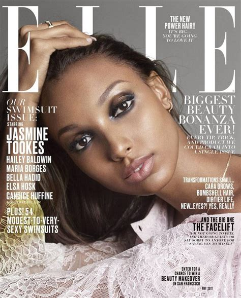 elle decor magazine the ads subtract veryhelpful net jasmine tookes bella hadid elsa hosk more for american