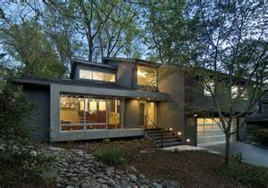 Modern Split Level Homes These Split Level Homes Get The Style Right