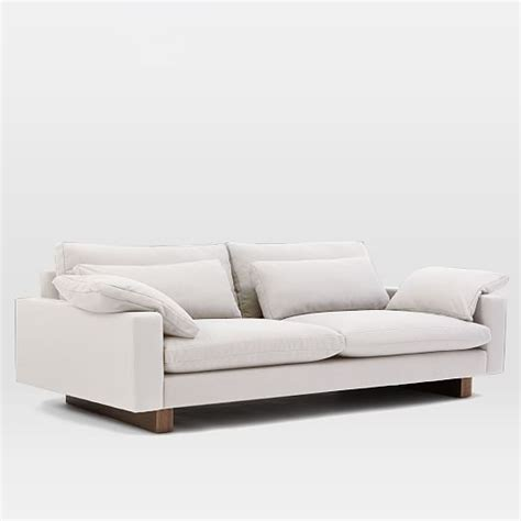 harmony sofa west elm reviews harmony sofa 92 quot west elm