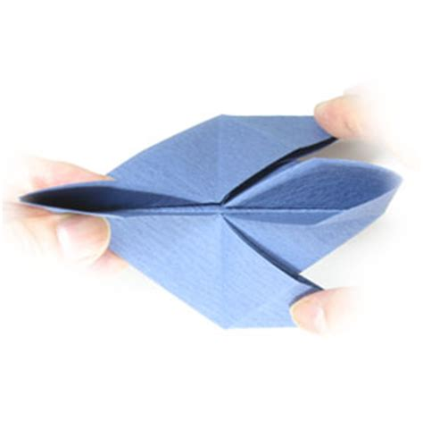 Origami Fighter Plane - origami airplane yaoya