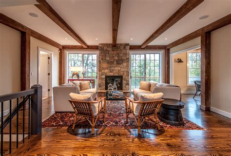 homes interiors timber frame homes 8 ways to keep costs