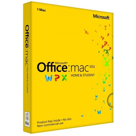 Software Microsoft Office For Mac microsoft office 2011 for mac home and student 1 mac itfactory ca