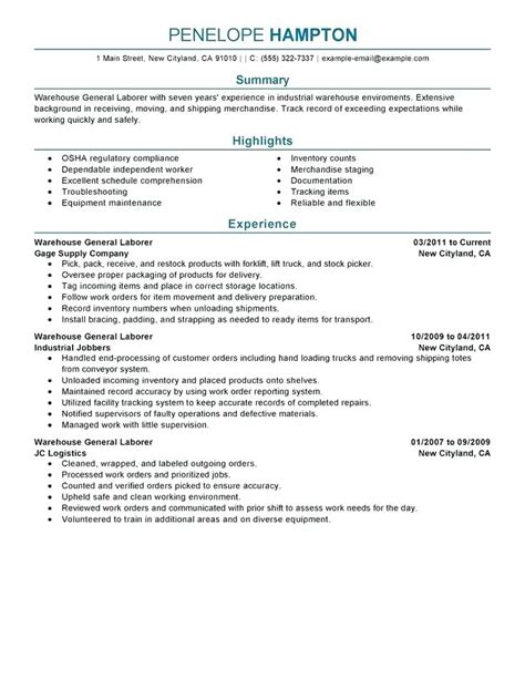 Cover Letter Warehouse Worker by Warehouse Worker Cover Letter Warehouse Worker Sle