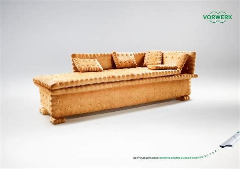 food couch vorwerk kobold get your sofa back gute werbung