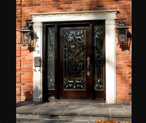 Exterior Side Entry Doors Exterior Doors Side Light Entry Doors Amberwood Doors Inc