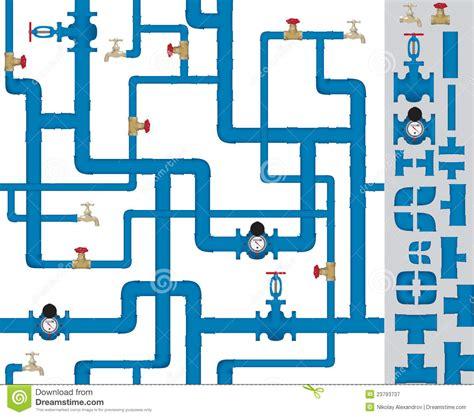 El Plumbing by Plumbing Royalty Free Stock Photography Image 23793737