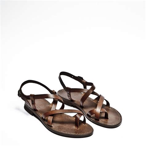 Sandal Pria Havaianas Original 42 leather toe sandals by espadrille notonthehighstreet