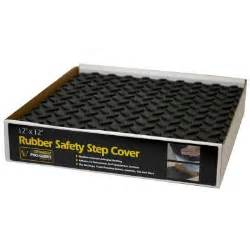 Adhesive Stair Treads Home Depot by Pro Series 12 In X 12 In Adhesive Rubber Step Cover