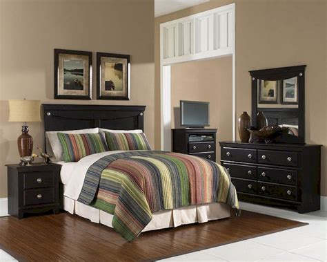 Standard Bedroom Furniture Standard Furniture Carlsbad Panel Bedroom Set St 50403setdr