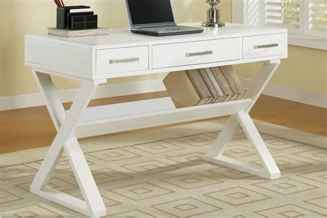 White Metal Office Desk Steal A Sofa Furniture Outlet White Metal Desk