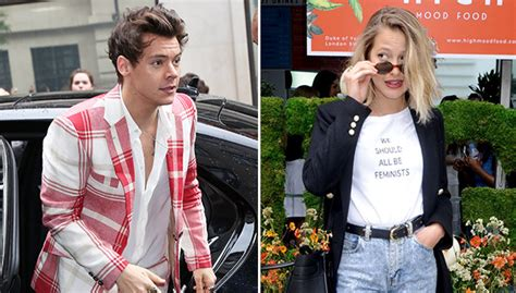 Word Association Comment Dating Style by Harry Styles Tess Ward Up Report Claims They