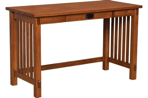 amish desk mission writing desk from dutchcrafters amish furniture