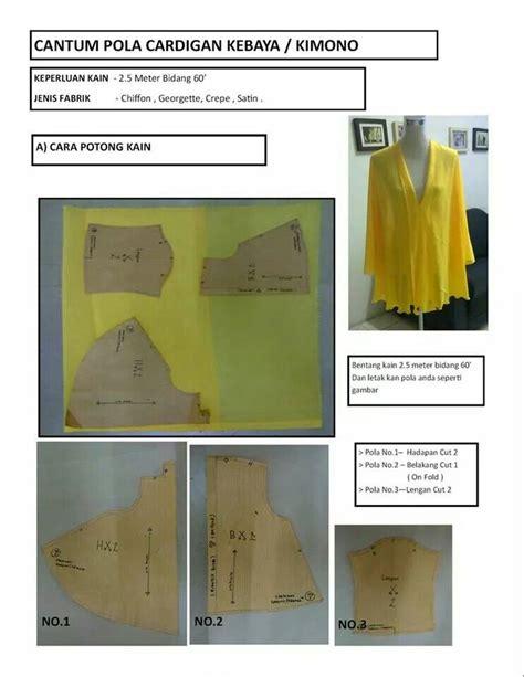Safira Top Blouse Wanita 1000 images about pola baju wanita on kimonos