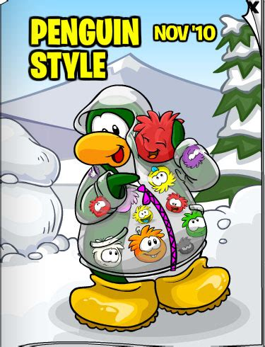 club penguin hairstyles club penguin november 2010 penguin styles cheats club