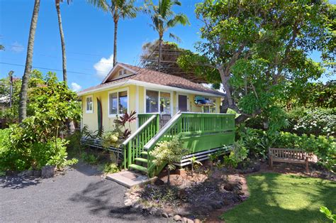 cottage rentals welcome to 17 palms kauai vacation cottages