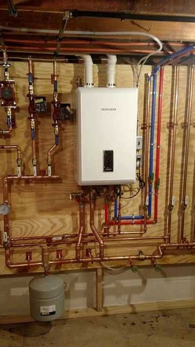 Fort Worth Plumbing by Tankless Water Heater Installation Plumber Keller