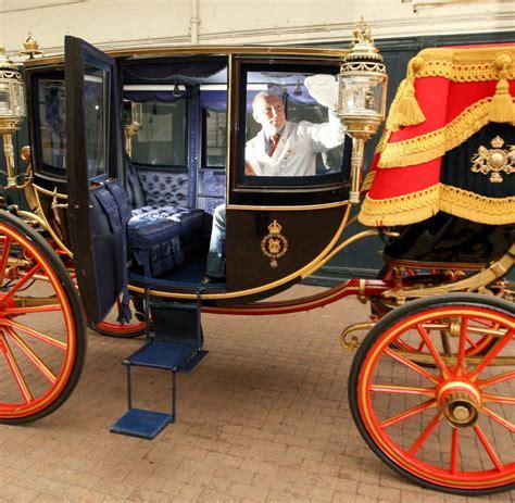 Kutsche Hochzeit by Royale Hochzeit Kate Middleton Nimmt Kutsche Und Karosse