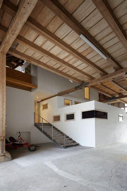 scheune zu wohnraum umbauen haus im haus umbau einer scheune zu wohnraum modern