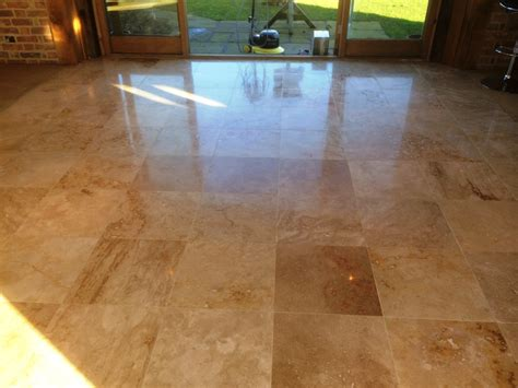 travertine bathroom floor polished travertine floors 28 images designing