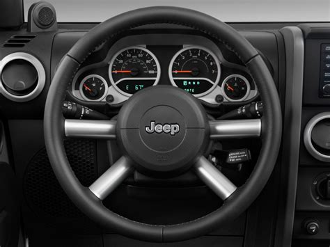 jeep rubicon steering wheel image 2009 jeep wrangler 4wd 2 door steering wheel