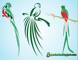 imagenes de tatuajes de quetzal resultado de imagen para dibujos del quetzal aves