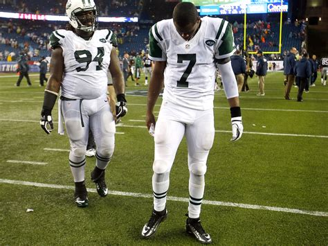 geno smith benched geno smith could be benched if he struggles on sunday business insider