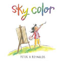 sky color children picture book creativity artful parent