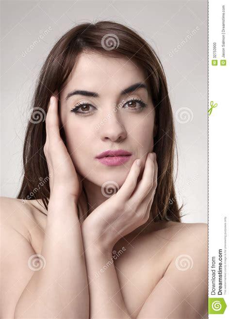 beautiful model models female people background beauty headshots stock photo image 32753900
